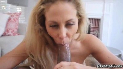 Milf and first time Cherie..