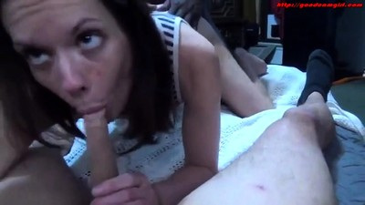 Hubby lets his wife enjoy bbc