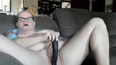 Mature BBW Masturbation sex..