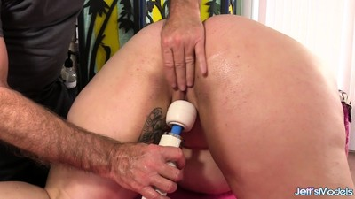 Orgasm Rubdown for BBW..