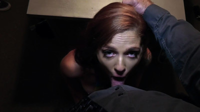 Izzy Lush gets feed with a..