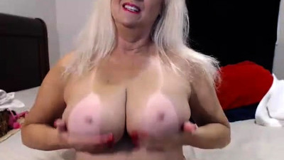 Big boobs Granny and moms