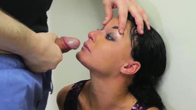 Big tits milf rough anal and..