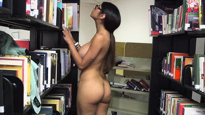 Sinful latin Mia Khalifa is..