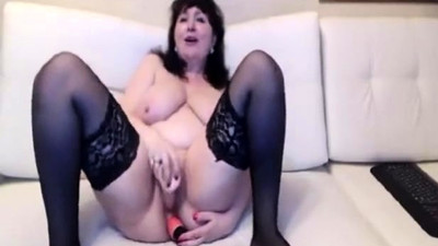 Horniest Amateur Mature BBW..