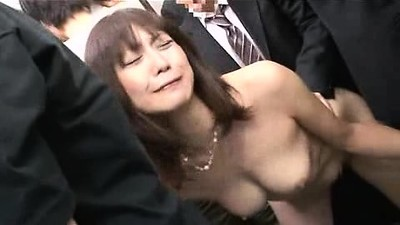 Hot Japanese public sex with..