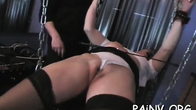 Slut gets some pussy..