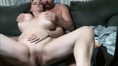 Mature couple first sex on..