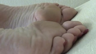sexy long toenails 3