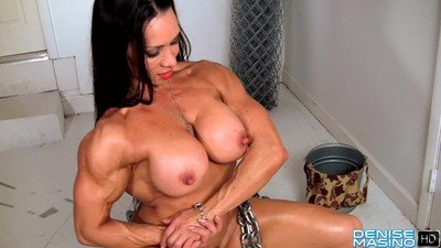 Denise Masino Camo Workout..