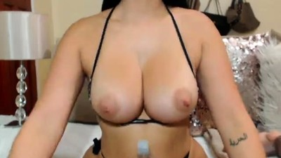 BBW with huge melons..