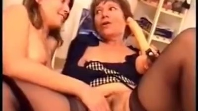 french milf and daughter..