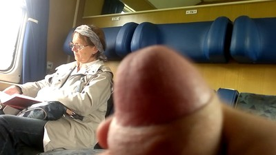 Train Dick flash to Mature -..