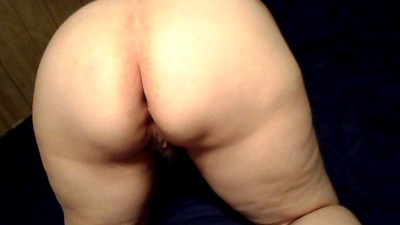 my fat white ass