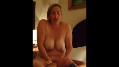 Chubby German Wife On Hidden..