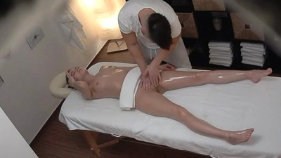 Massage And Hard Fuck HER..