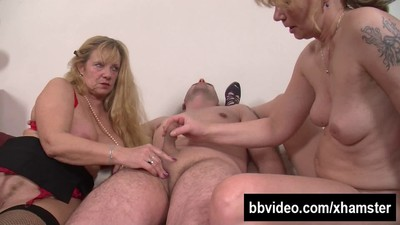 Slutty german milfs sharing..