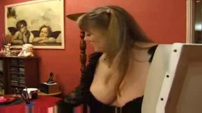 HORNY FRENCH MATURE BBW..