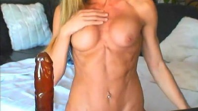 Sexy In Shape Milf Dildos..