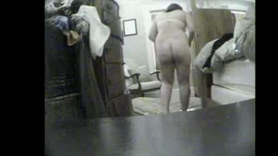 Wife Exposed on hidden Cam 3