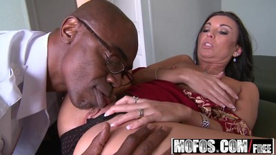 Milfs Like It Black - Mouth..