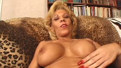 Mature Woman With Huge..