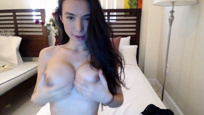 Big boobs asian drilled with..
