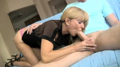 Milf Decides To Better His..