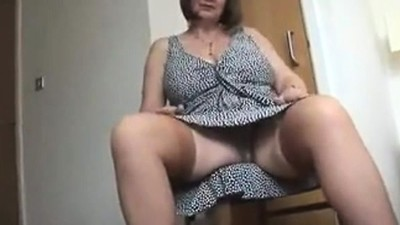 Granny with big boobs..