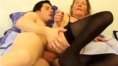 Amateur - French Mature Anal..