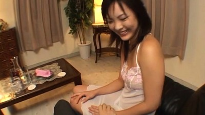 3some japanese fun in pov..