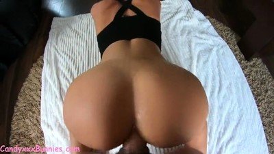 Big Teen Ass POV