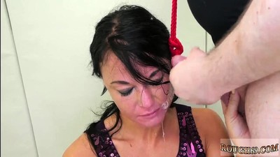 Rough anal gag gape she is..