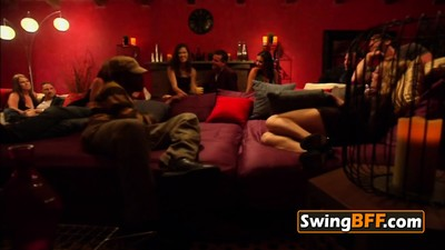 Swinger couple is eager to..