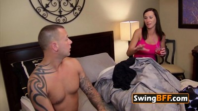 Swinger couple wants to have..