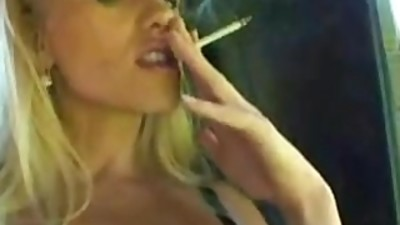 Gabriella Tchekan Smoking