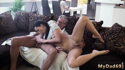 Sex for daddy anal first..