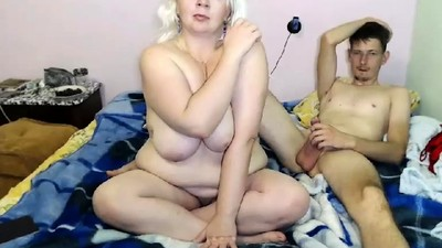 Webcam Amateur German Mom..